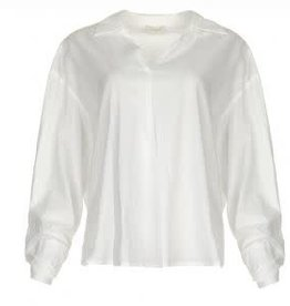 JC Sophie Capuccino blouse white C5029