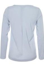 JC Sophie Chardonnay blouse light blue C5042