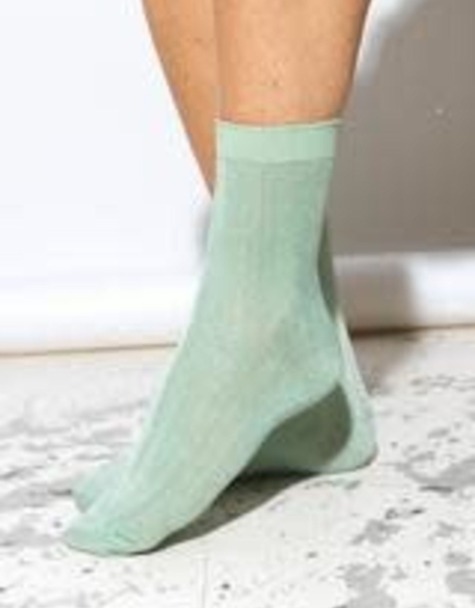Beck Sondergaard Glitter Drake Sock Silt Green