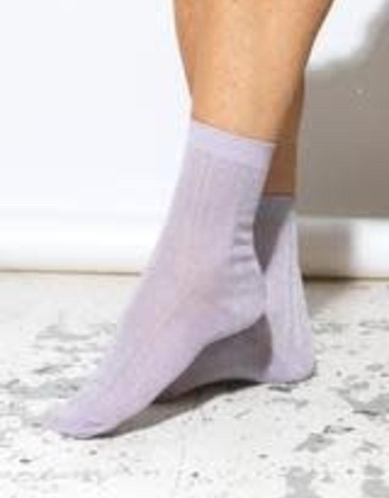 Beck Sondergaard Glitter Drake Sock Lavender