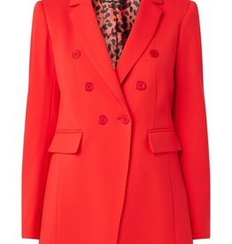 Marc Aurel Blazer Red