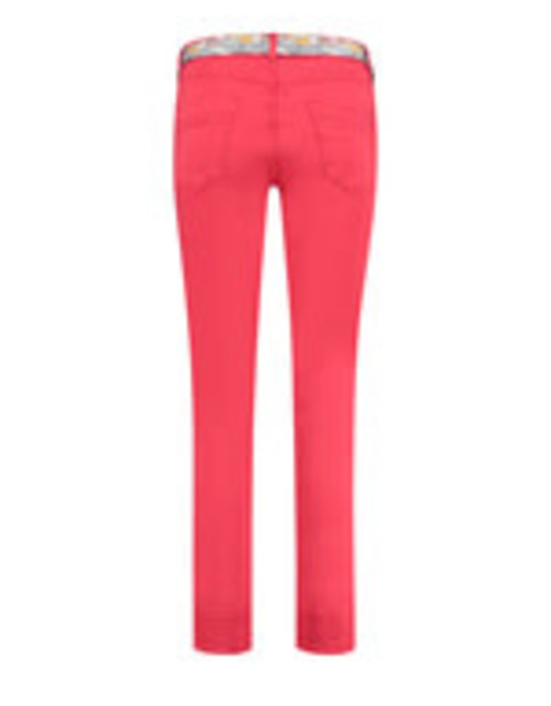 Para MI Kim Color Denim Bright Red
