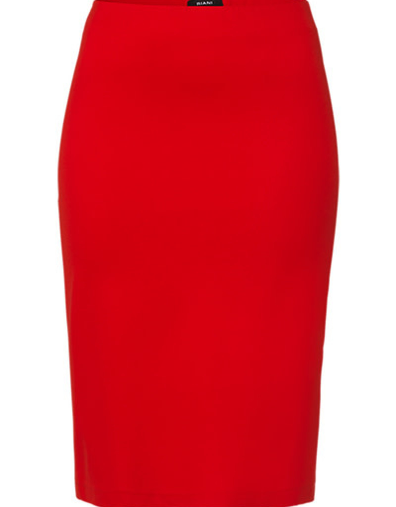 Riani Pencil Skirt Fire Red
