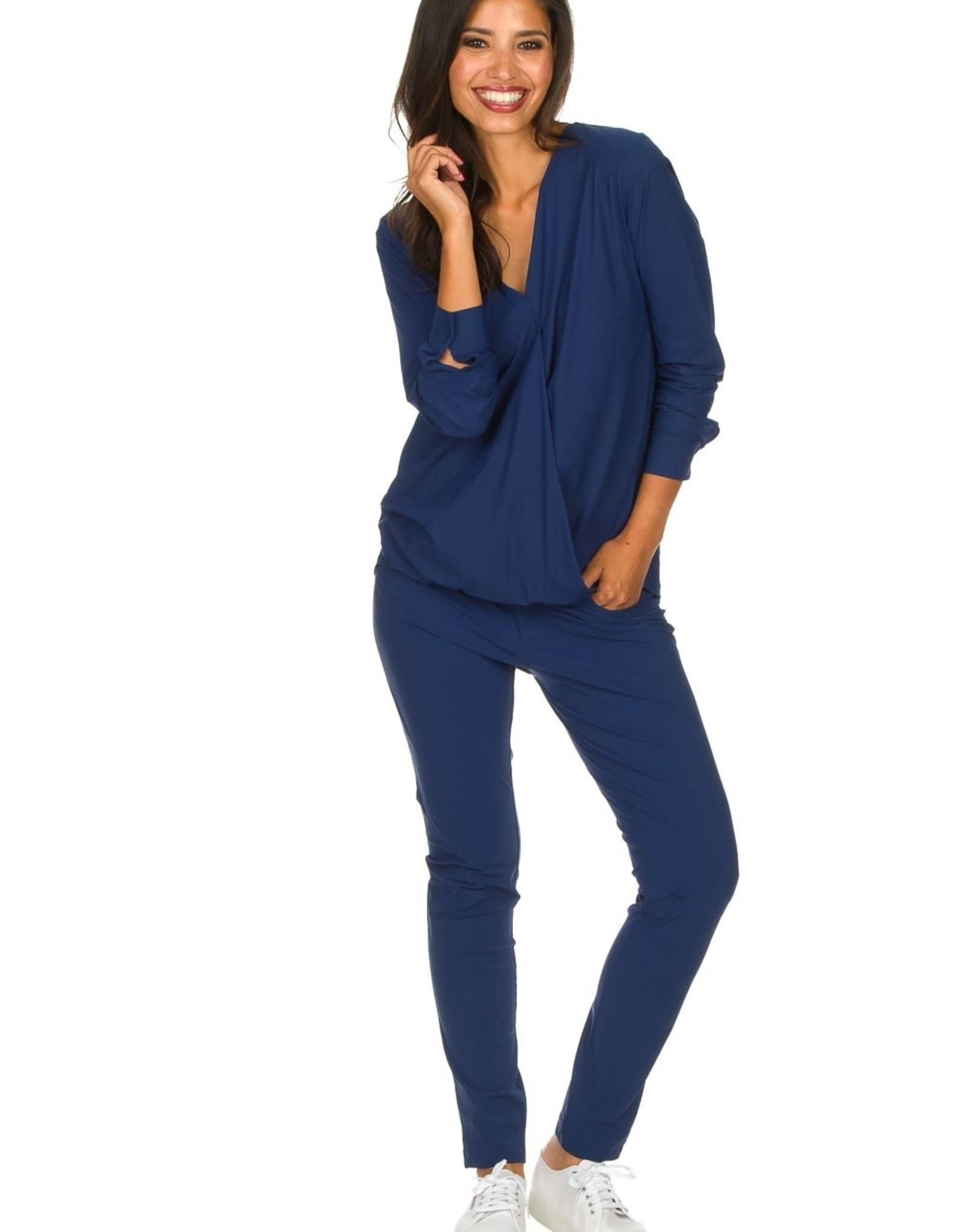 D'etoiles Casiopé Pantalon Satoria ocean blue