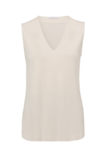 Riani Losvallende top V-hals Ivory