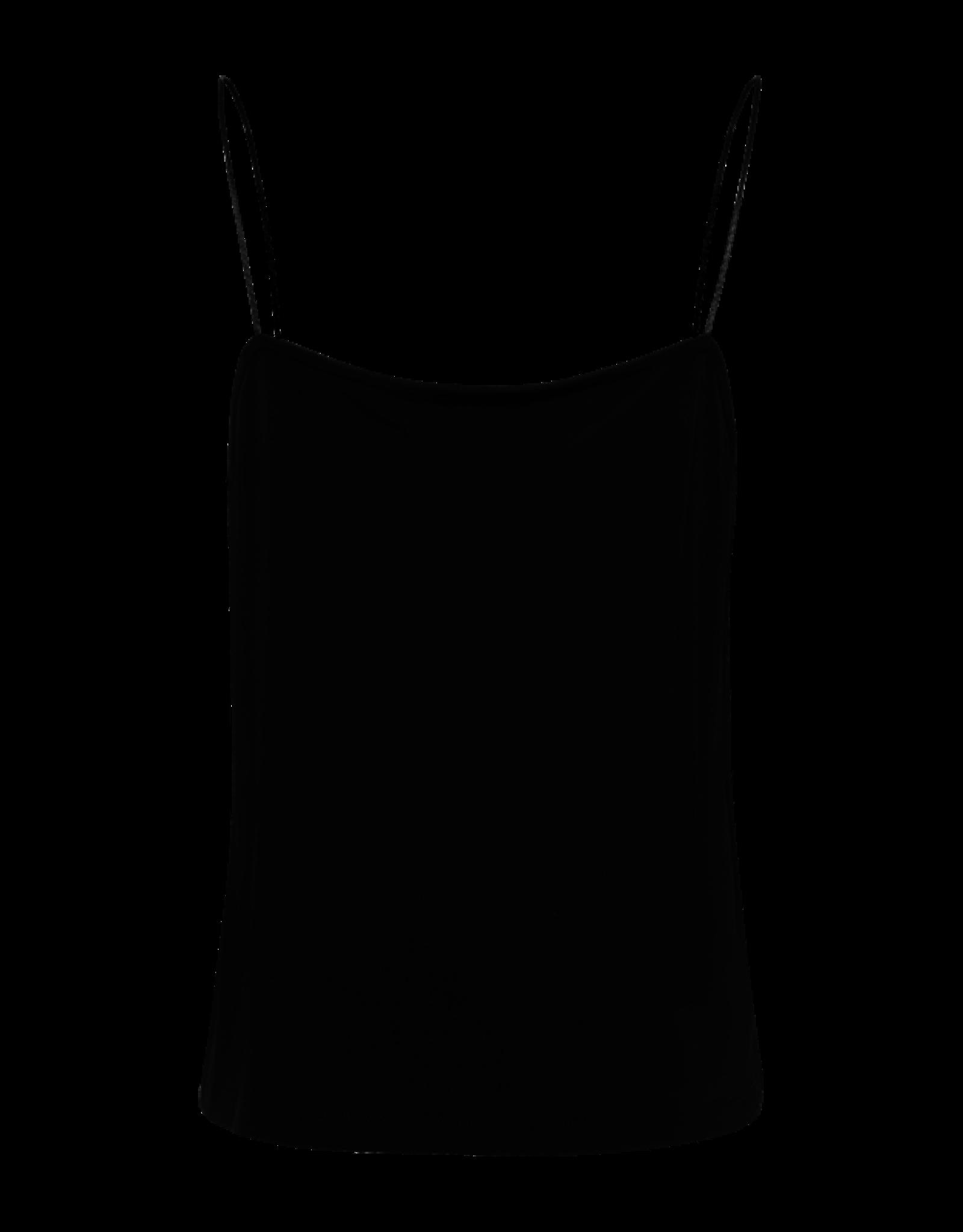 Riani Topje V-hals met Kant detail Black