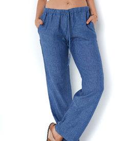 Blaumax Pantalon Beach Denim Bleu