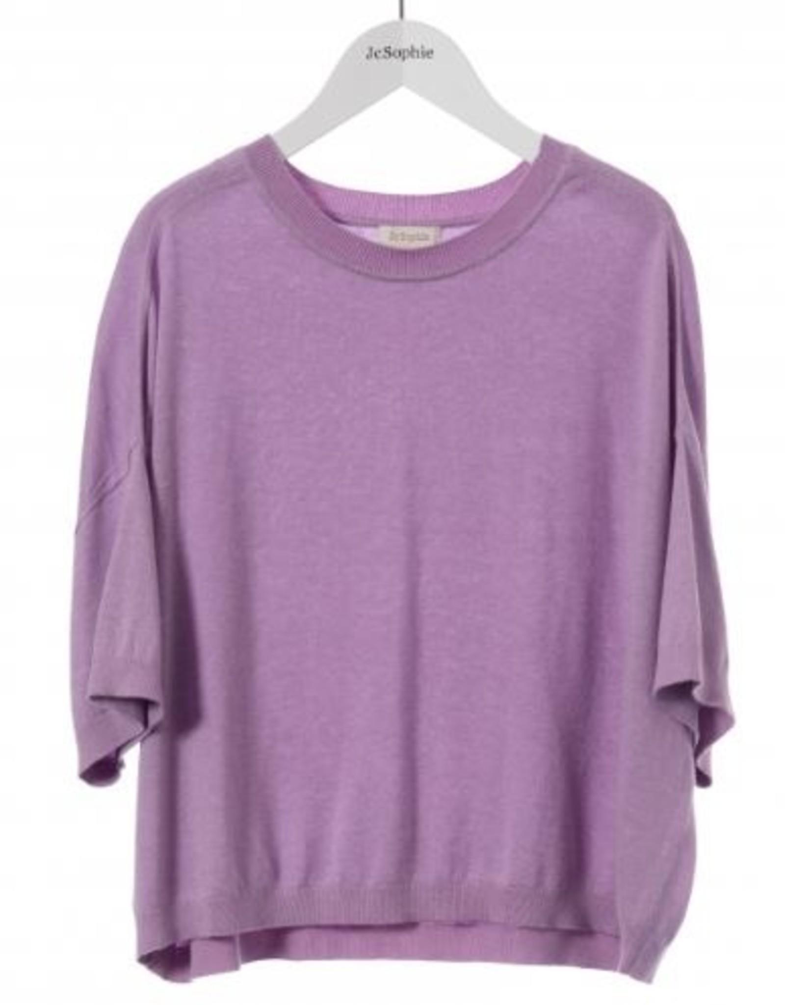 JcSophie Pullover Korte Mouw Lavender