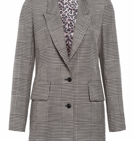 Marc Aurel Blazer Ruit Anthracite