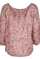 JcSophie Blouse Dakar Pink Print
