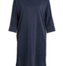 JcSophie Chantelle dress navy blue C5039