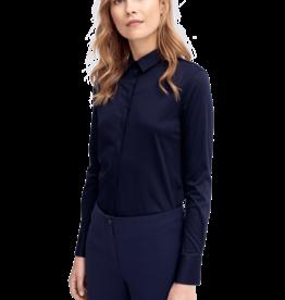 Riani Basis blouse Deep Bleu stretch
