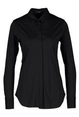 Riani Basis blouse Black stretch