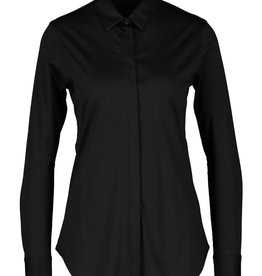 Riani Basis blouse Black stretch