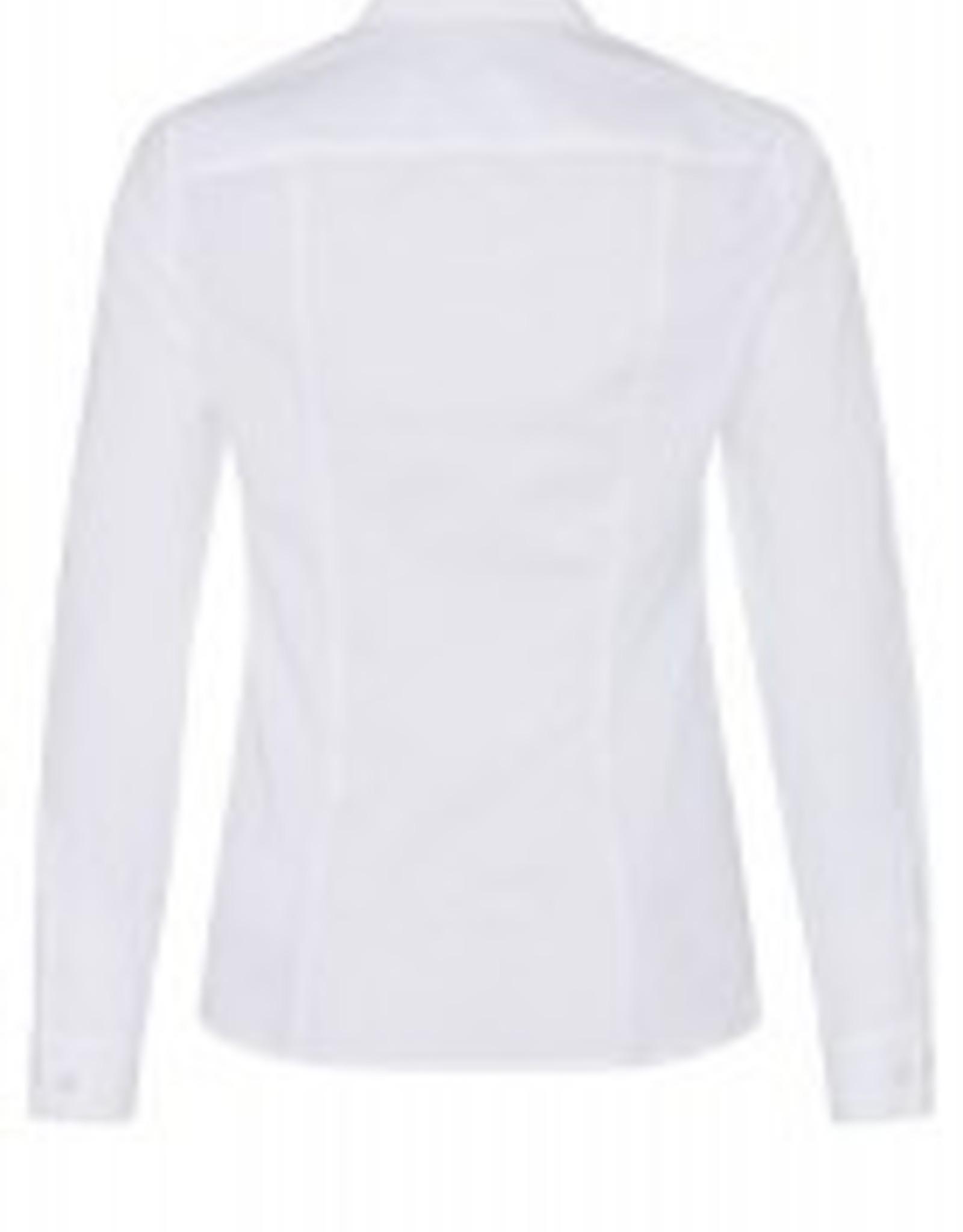 Marc Aurel Nos blouse Marc Aurel wit