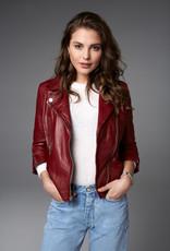 AIM WEAR Jack Biker Straigth Zip Ruby Red
