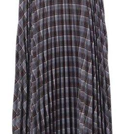 JcSophie Elena Skirt Bleu Check