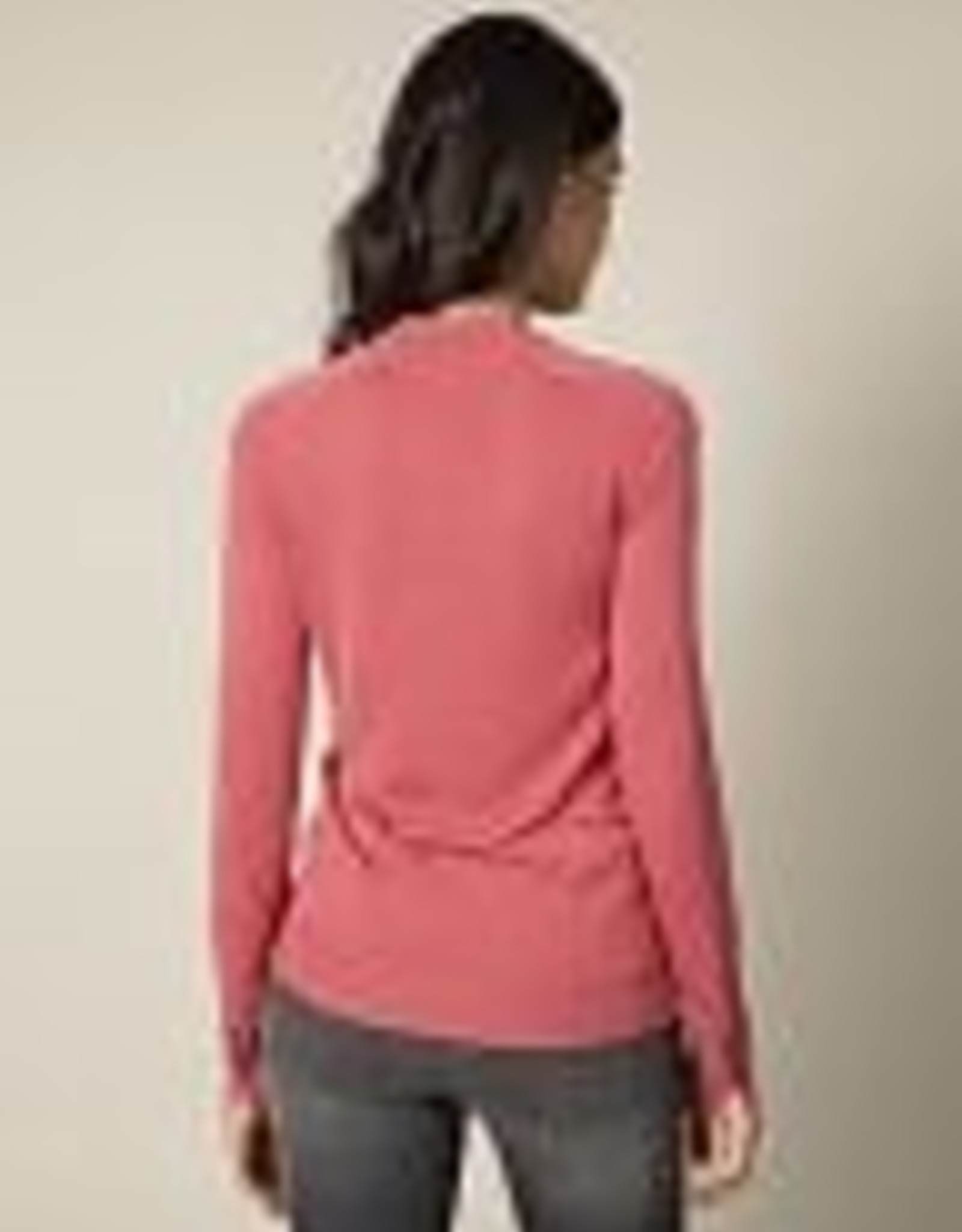 Cavallaro Pullover Susanna Dark Old pink