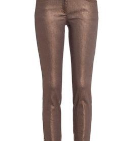 Marc Aurel Pantalon Shiny Cognac
