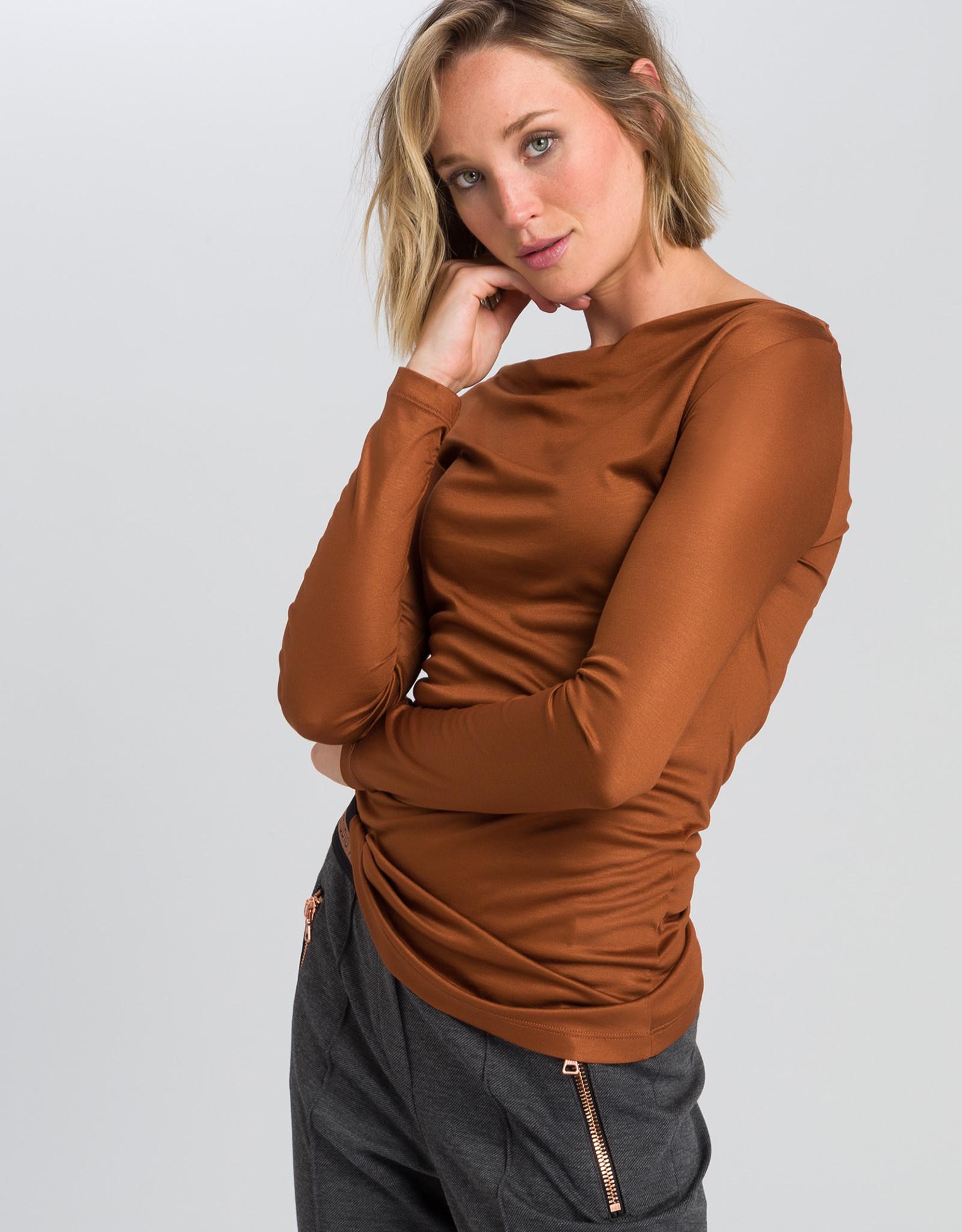 Marc Aurel Shirt Roest