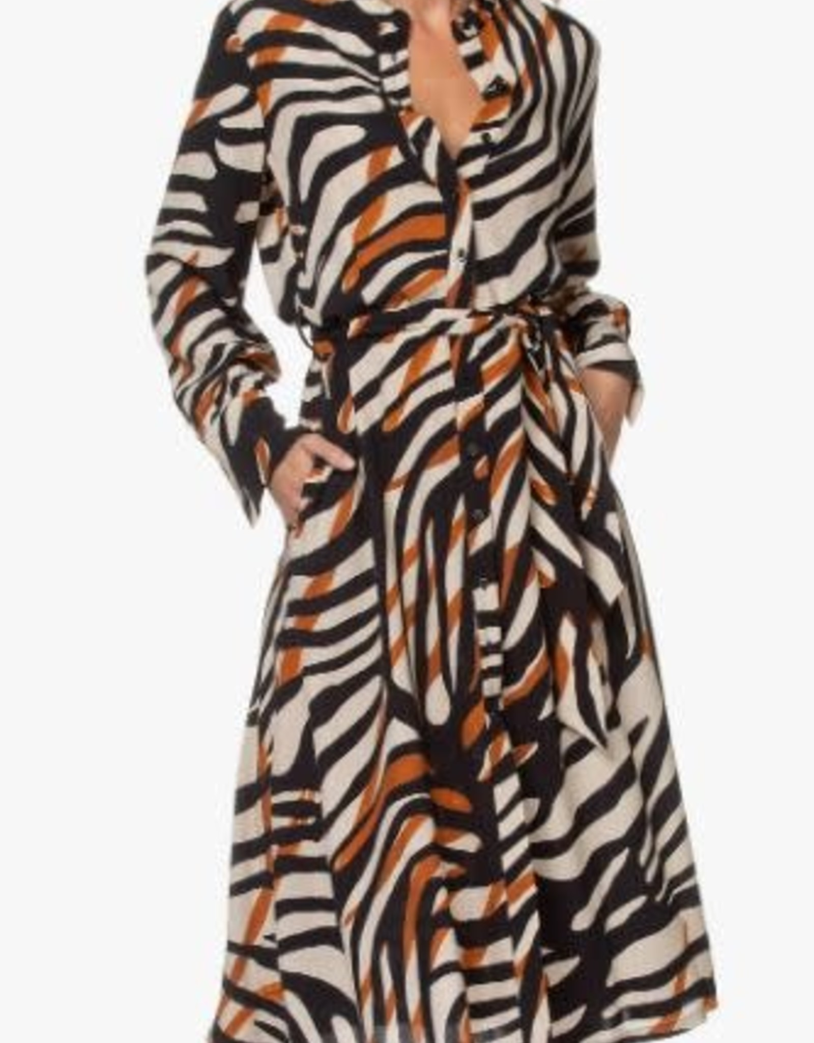 LaSalle Shirt Dress Cairo
