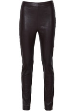 LaSalle Black Leren Legging