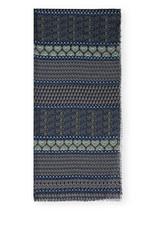 Riani Shawl Multi Color Blue Sand
