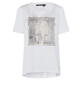 Marc Aurel T Shirt Print Sand Varied