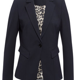 Marc Aurel Blazer 1 knoop Black