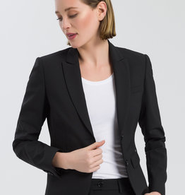 Marc Aurel Blazer 2 knoop Black