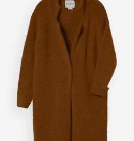 Bellamy Vest Mabel Brown Brique