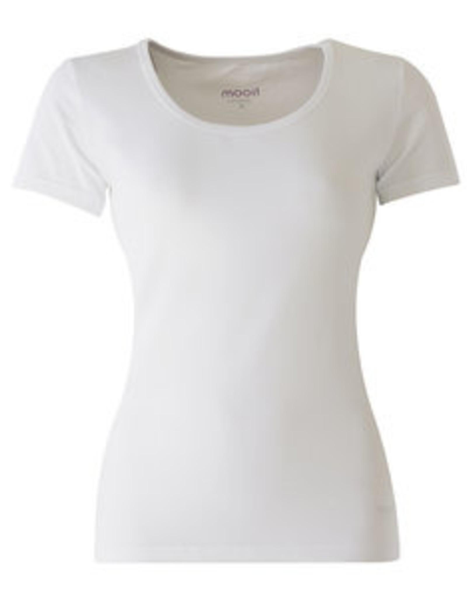 Mooi Tshirt Daisy korte mouw white
