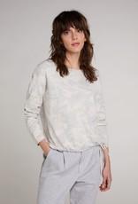 Oui Sweater met Lurex Touch
