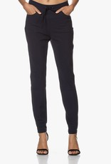LaSalle Slim Fit Trousers Navy