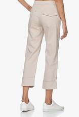 LaSalle Pantalon Cropped Fango