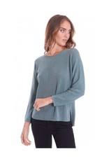 Maria Bellentani Pullover Salvia Glitter