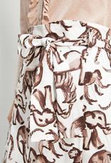 PENNYBLACK Rok Met Olifantjes Fulcro
