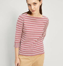 PENNYBLACK Shirt Fiorile Rood Creme