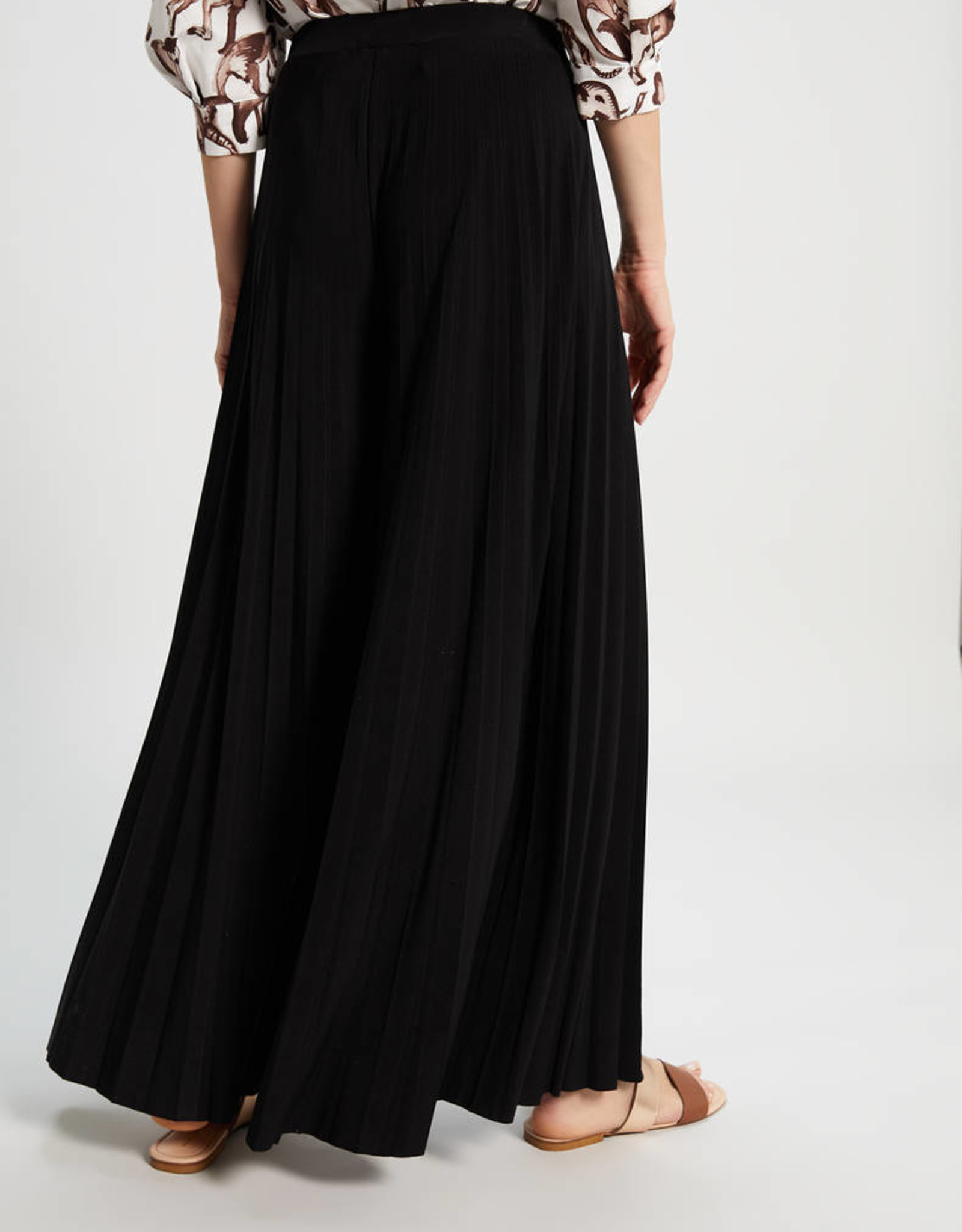 PENNYBLACK Pantalon Plissee Black Noce