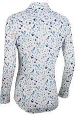 Cavallaro Blouse Lucia Bleu Dots