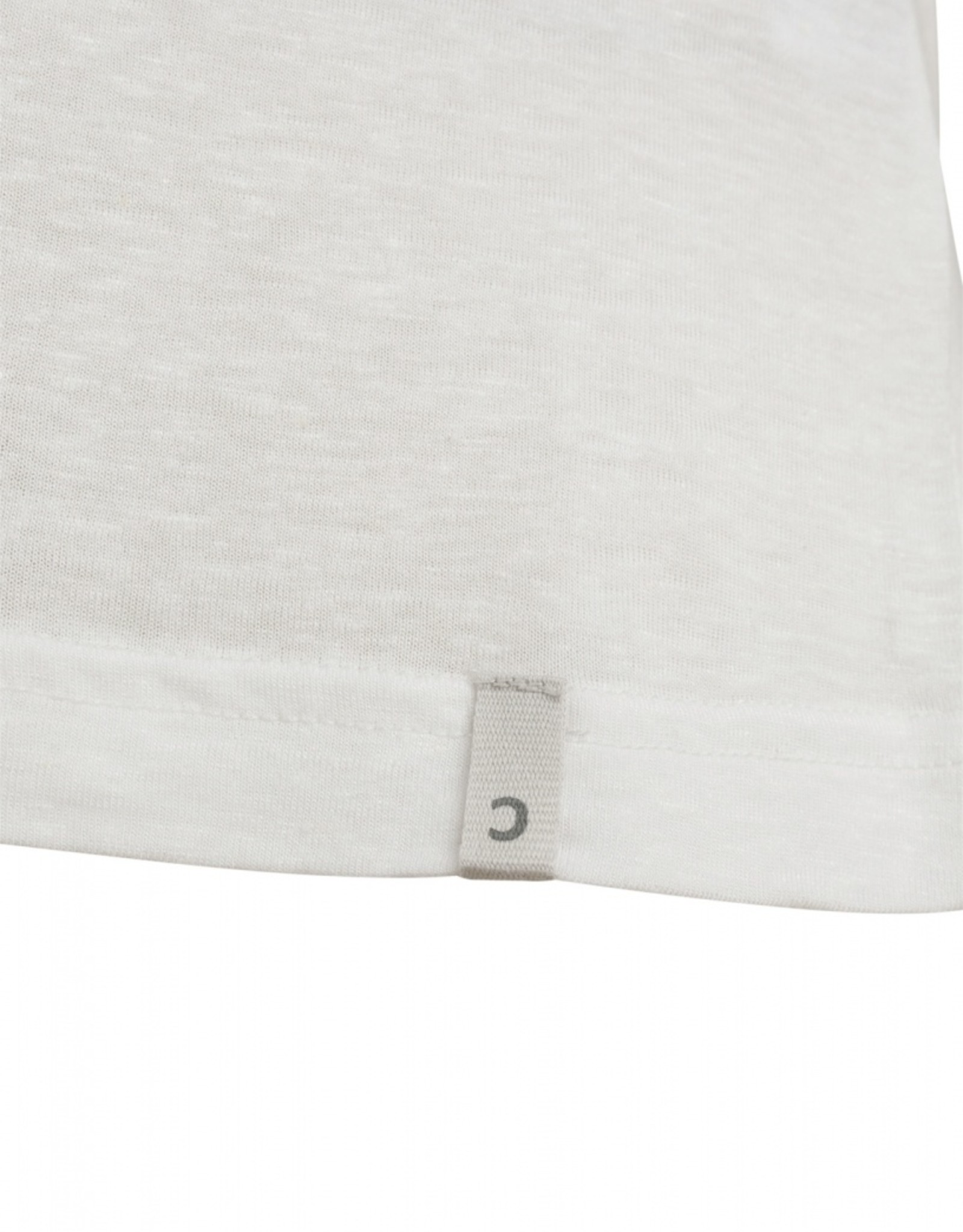 Moscow T-Shirt Gather White