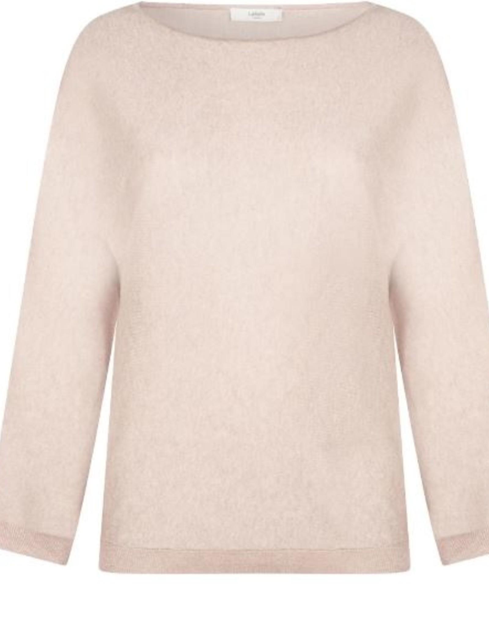 LaSalle Pullover Rose knoop Detail