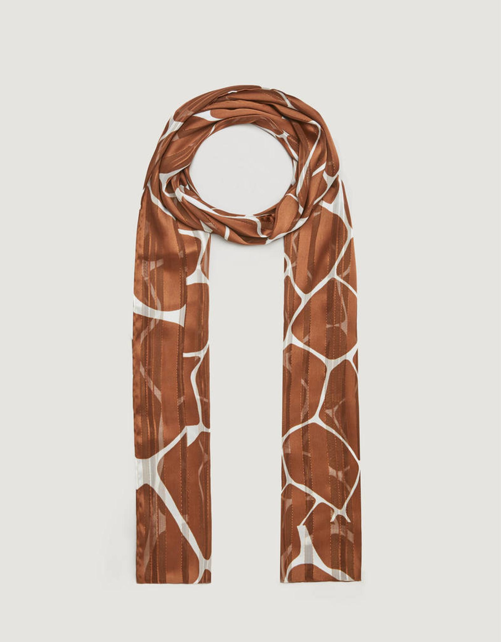 PENNYBLACK Shawl Giraf Print