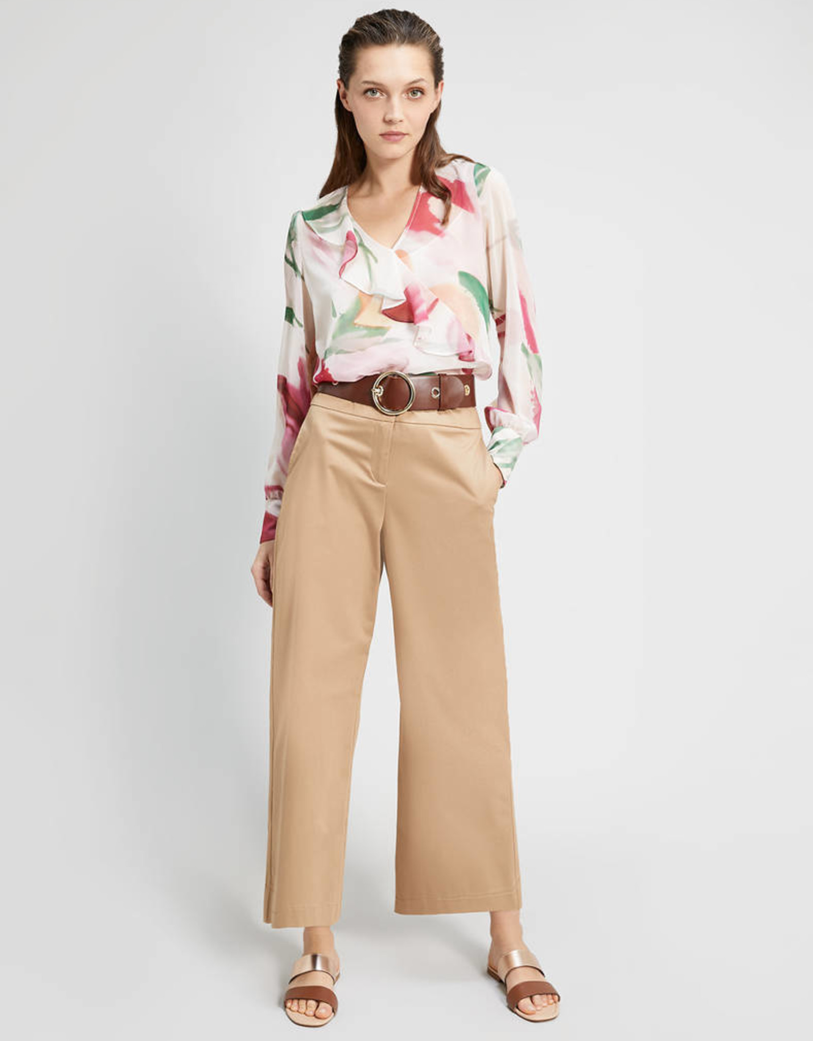 PENNYBLACK Pantalone Uni Camel