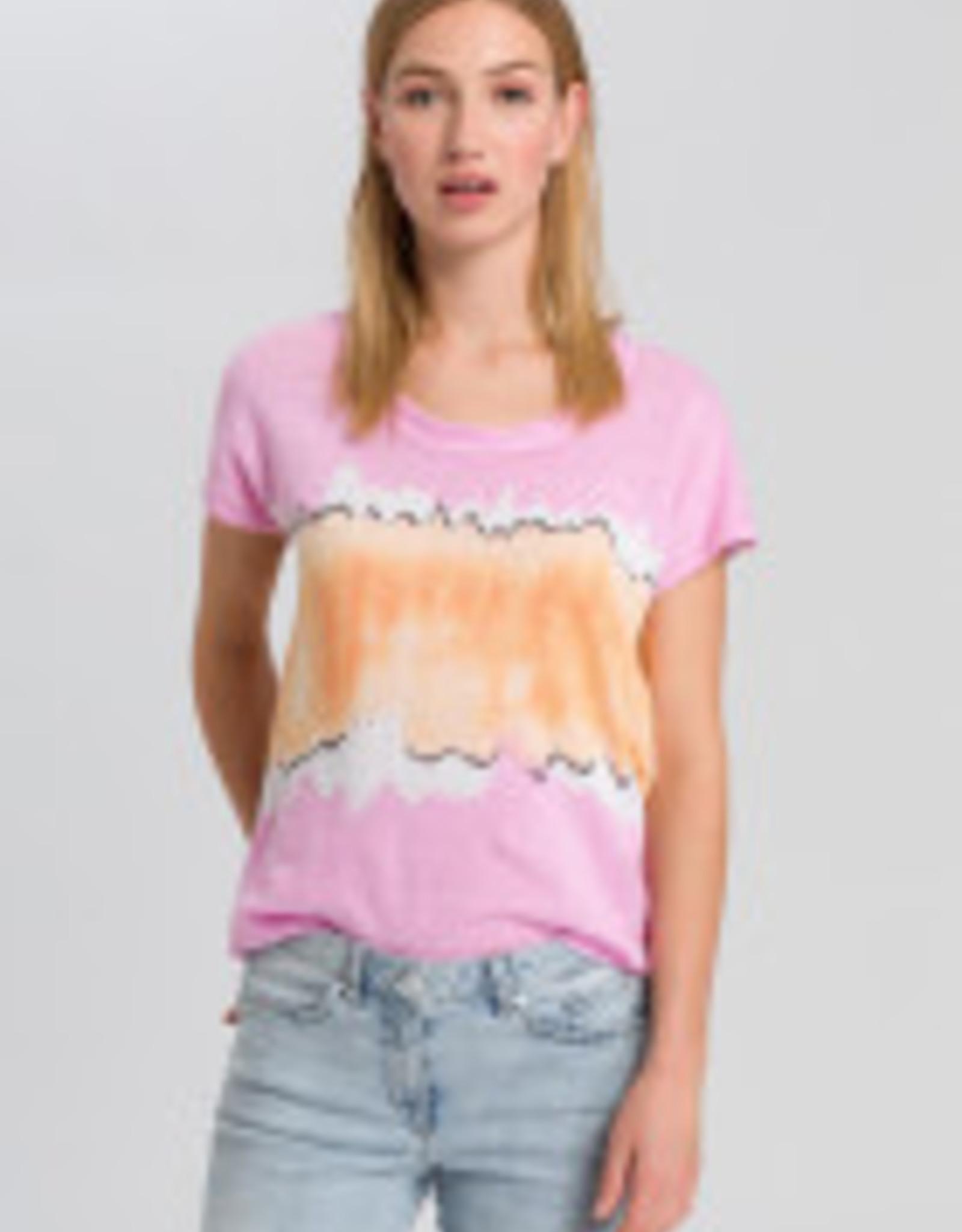 Marc Aurel Pullover Pink Varied