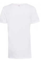 Marc Aurel T-Shirt  Front Print Summer Pink