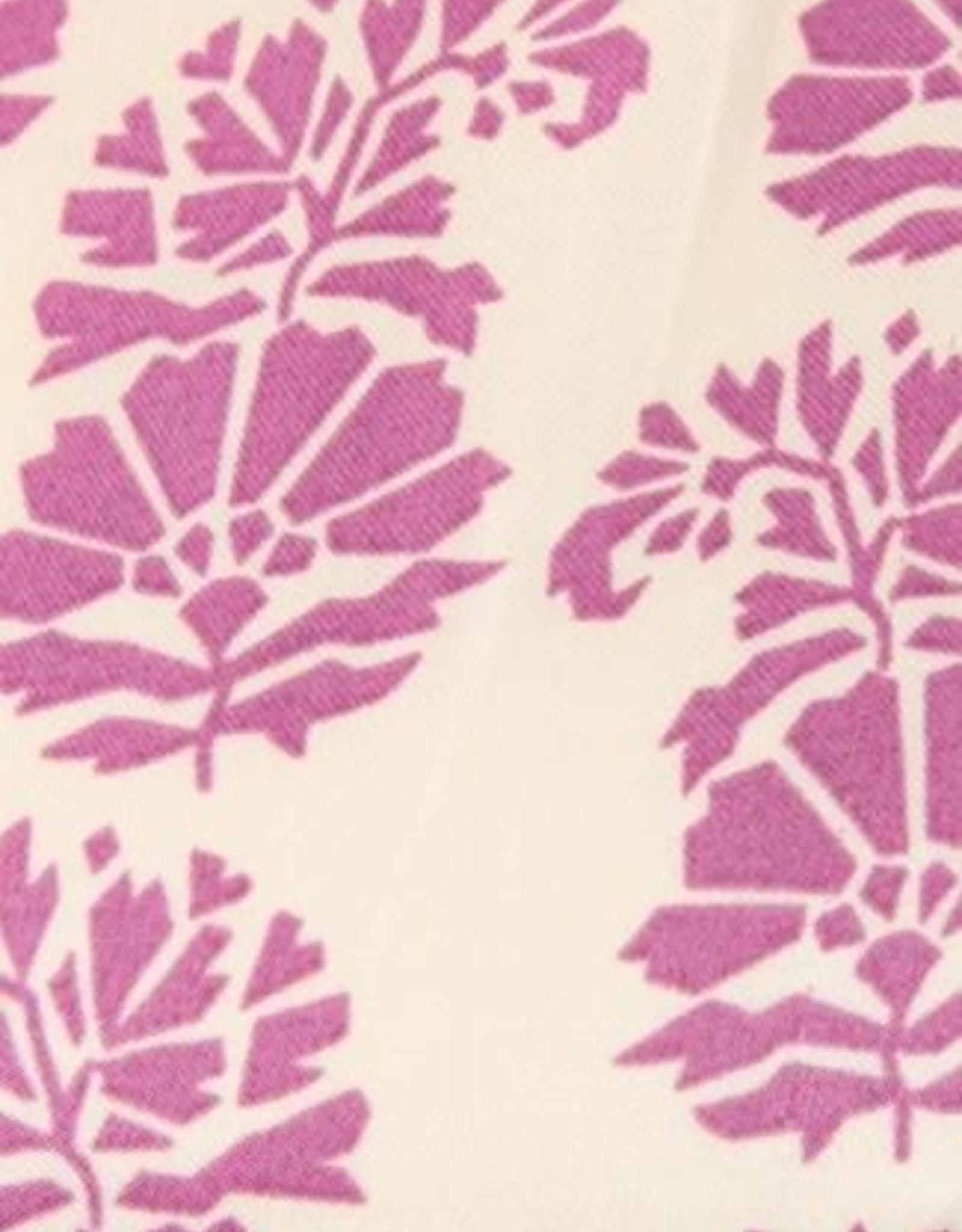 JcSophie Jurk Hortensia Dusty Rose Print
