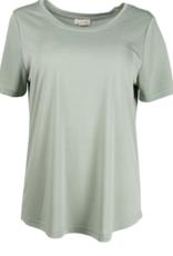 JcSophie T Shirt Golden  Ivy Green