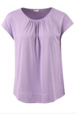 JcSophie Top Halina Lavendel Cupro