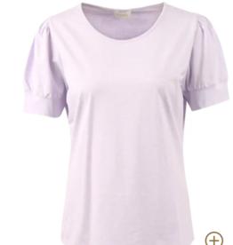 JcSophie T-Shirt Harry Lavendel Melange